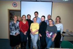 21-22 января 2012 года состоялся тренинг - Дерматоскопия: базовый курс